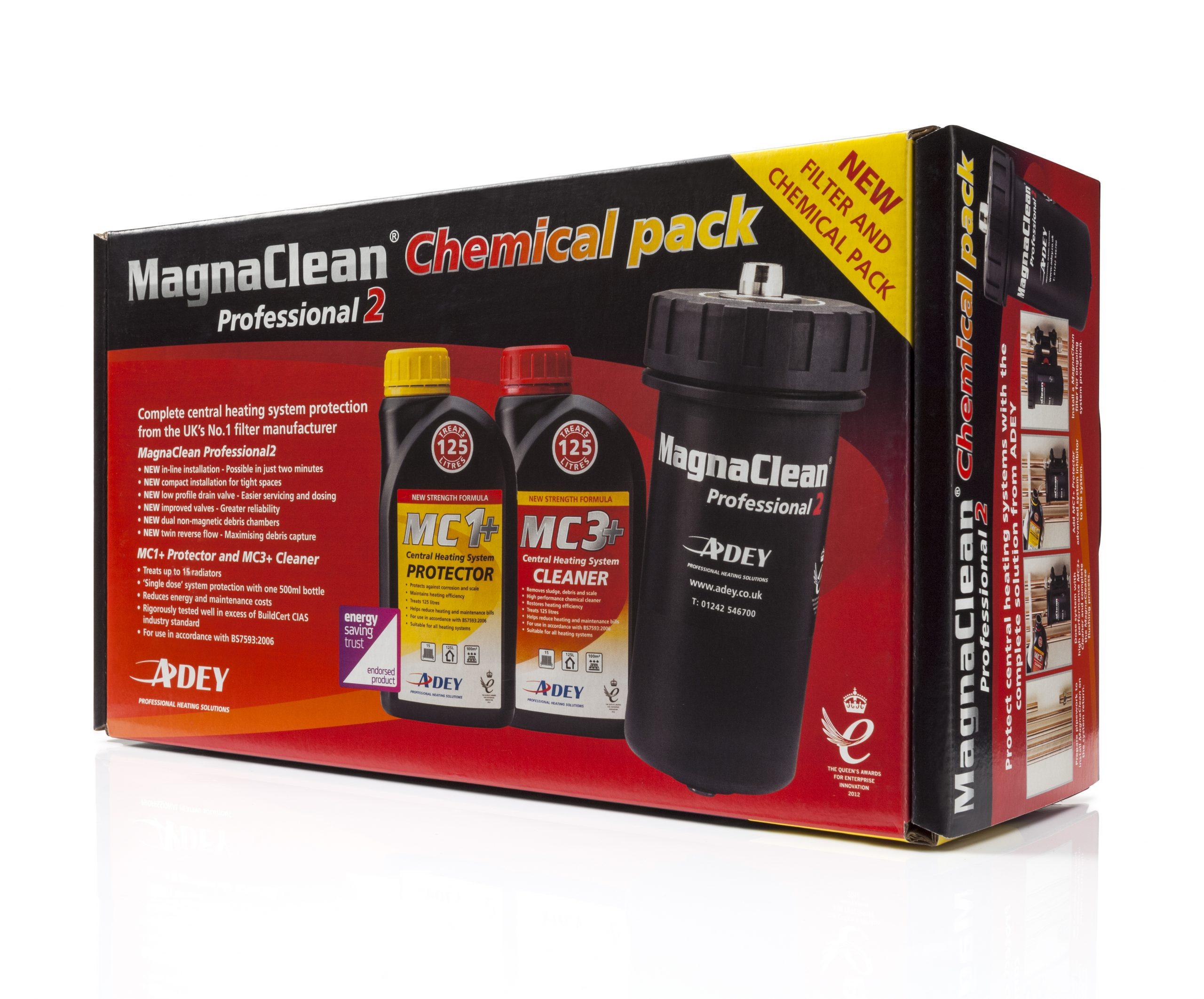 MAGNACLEAN New chemical pack