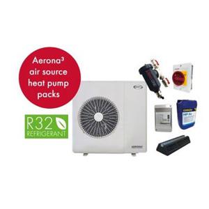 Heat pump pack