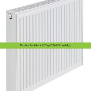 Double Radiator ( K2 Type22) 600mm High